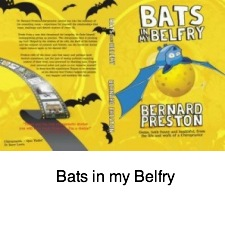Bats in my Belfry is a chiropractic book with several stories concerning the costosternal anatomy.