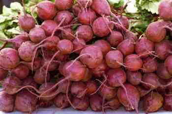 Beets for constipation