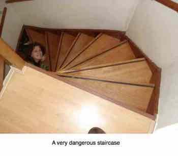 Dutch staircase