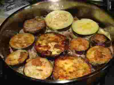 Eggplant recipes fried