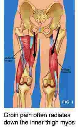 pubic bone pain sacroiliac joint inflammation