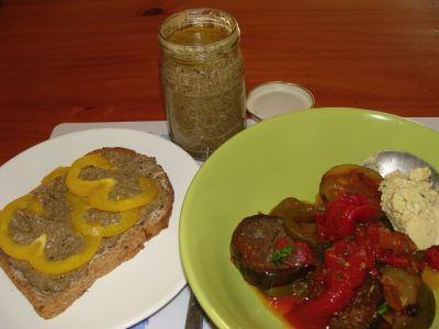 Olive garden recipe for tapenade.