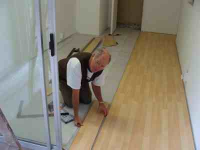 Retirement sentiments could include remodeling your home.