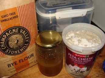 Sourdough bread recipe reduces effect of gluten