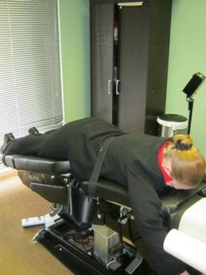 flexion distraction, traction therapy