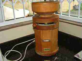 The Hawo wheat grinder has been and still is an incredible electric flour mill.