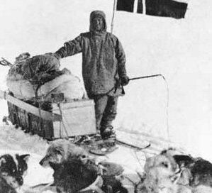 Walking benefits for Amundsen.