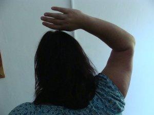 Shoulder abduction relief