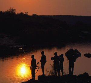Walking benefits Kruger National Park